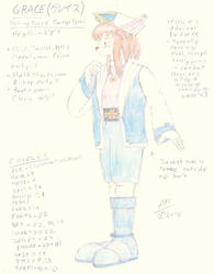 Grace - Concept Sketch 2010 by cullsoft