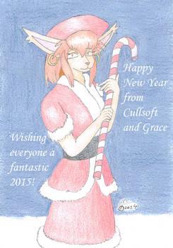Grace - Happy New Year 2015