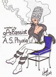 gPsBassist's A.S. Phyxia by twigstudios