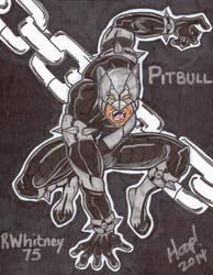 RWhitney75's Pitbull by twigstudios