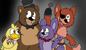 Freddy and his Furry Friends