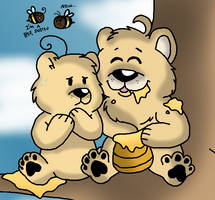Gift: Honey Cubs by StretchNSnort