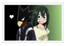 TokoTsuyu Stamp by StretchNSnort