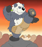 Kung Fu Pangoro
