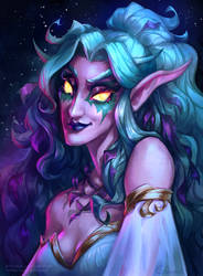 Night Elf - WoW