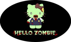 hello zombie by mibb