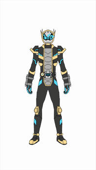 Kamen Rider Epoch Base form