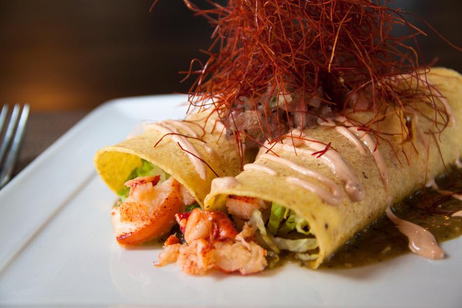 Lobster Tacos by digitalfreakart