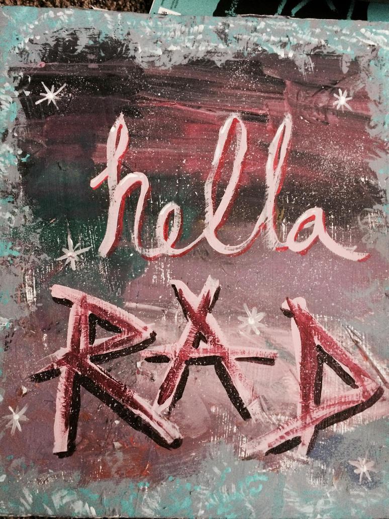 Hella Rad by emodragonXD