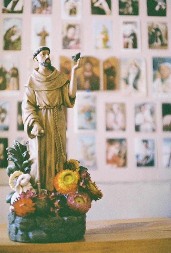 St Francis by daxxbondoc
