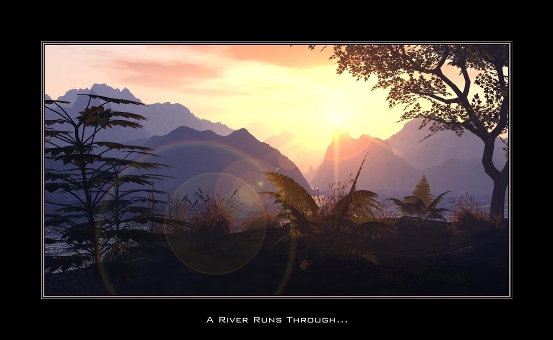A River Runs Through... v0.6 by Zer05um