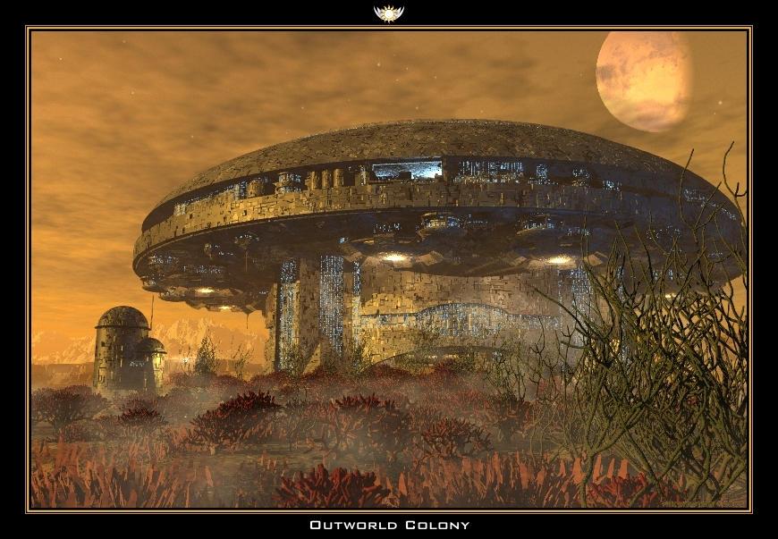 Outworld Colony v0.97 by Zer05um
