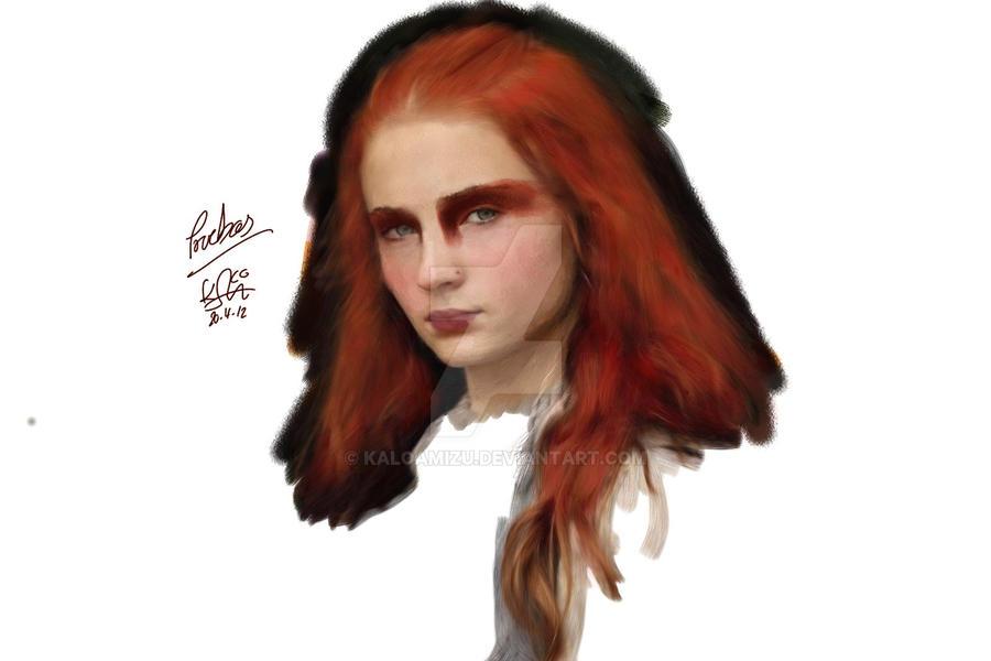 Viking Sansa by KaloaMizu