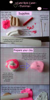 Cake Roll Cane Tutorial