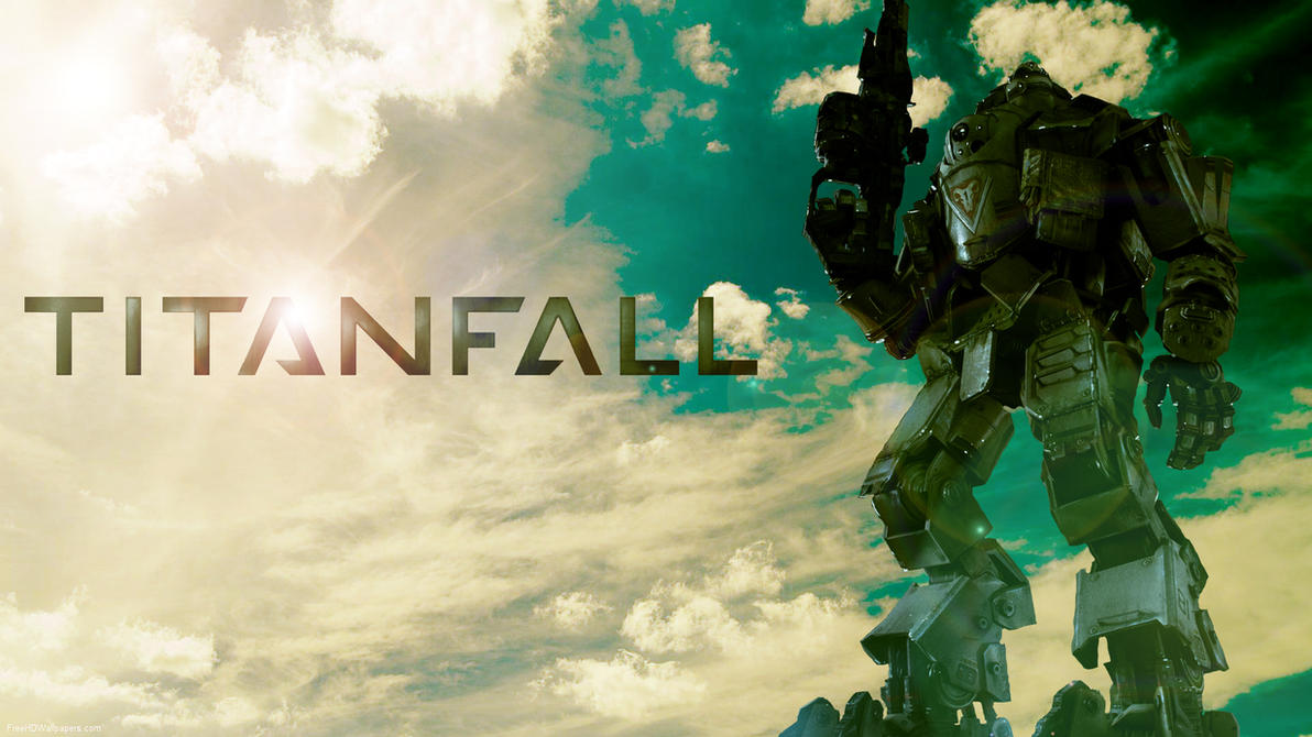 Titanfall by OleksandrUkrainian