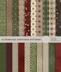 20 seamless christmas patterns