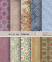 10 seamless every day patterns by Divenadesign