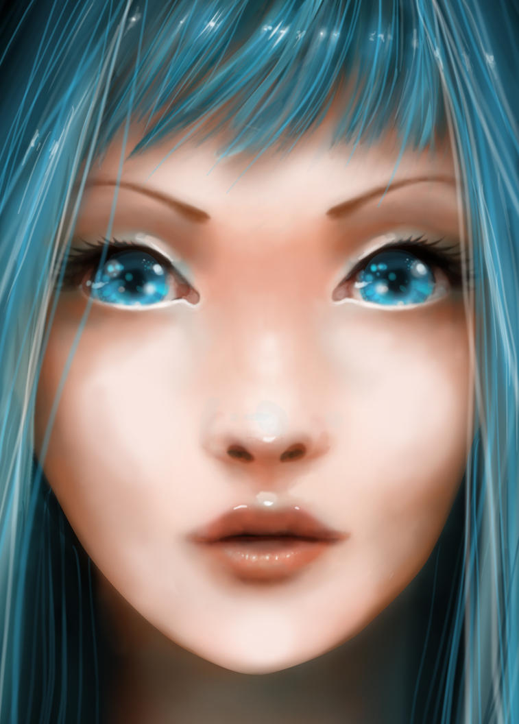 Bluehead by Divenadesign