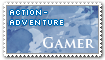 action-adventure gamer by Asagi-Hyuuei