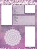 OC Reference Sheet by Asagi-Hyuuei
