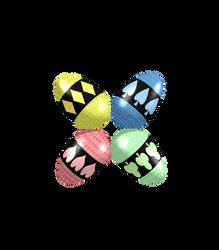 Amu's Eggs - Shugo Chara! MMD DL by Reina-R