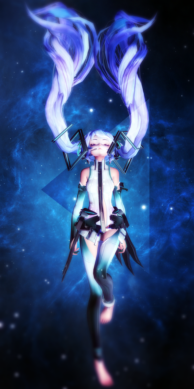 Blue Stardust by Reina-R