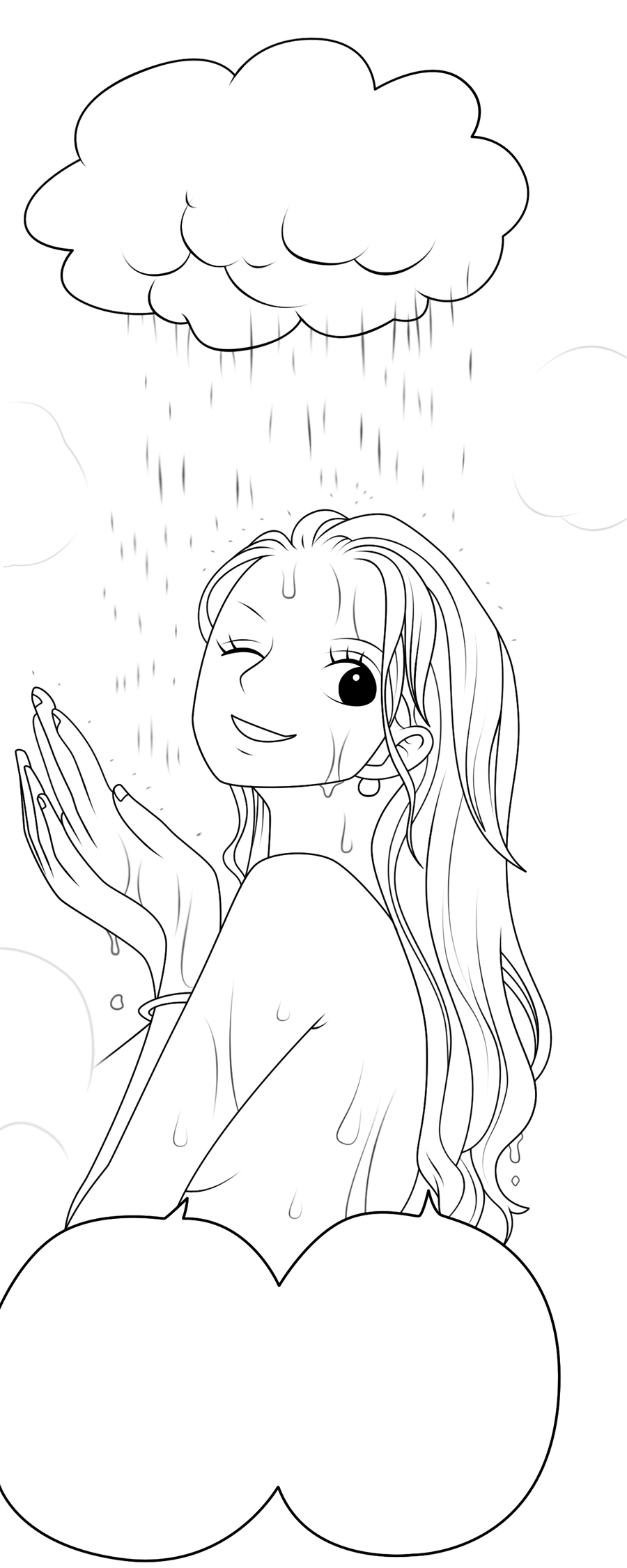 One Piece Lineart : One piece lineart by vaikingu on deviantart