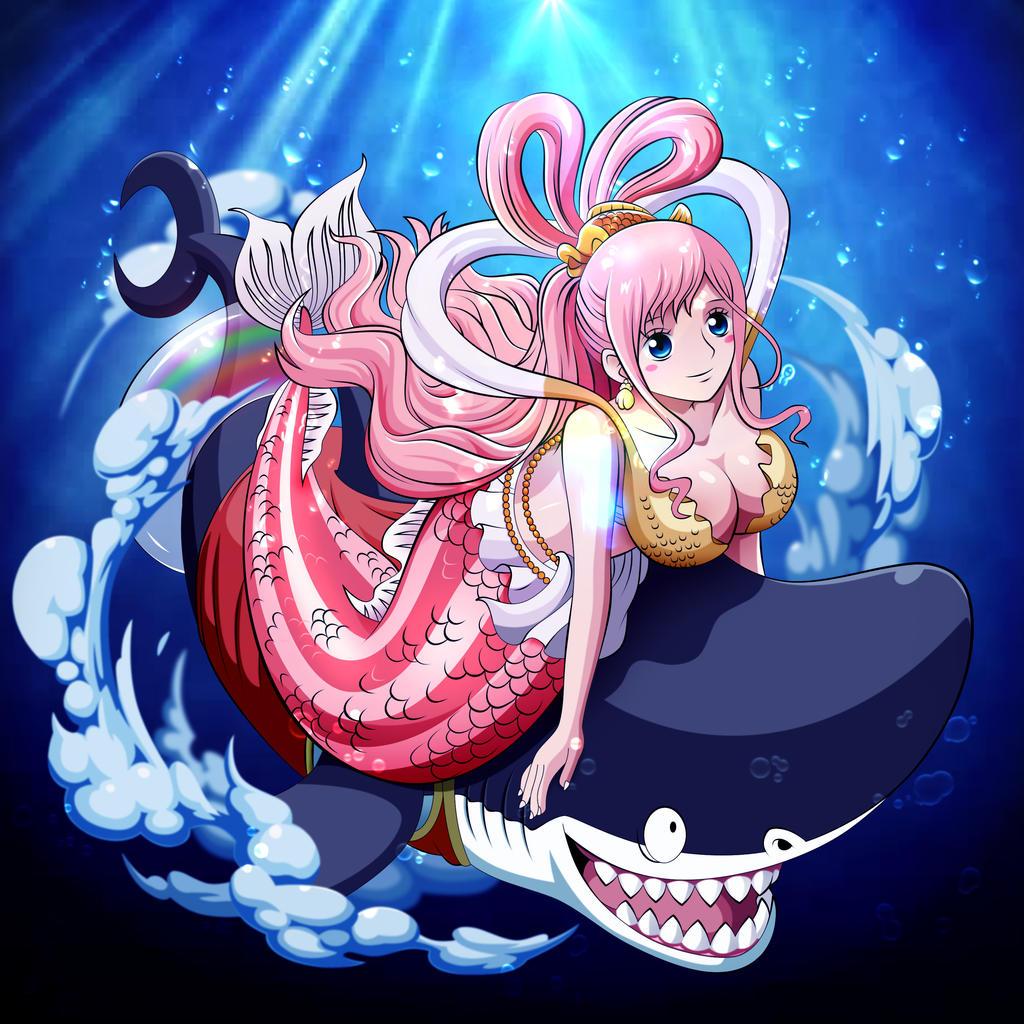 One Piece - shirahoshi