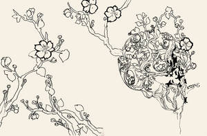blooming mandala by feanne