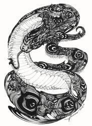 Peacock Snake