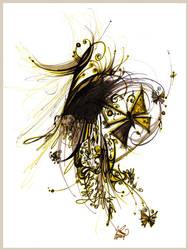 flutter-MELLOW-dee by feanne