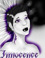 Innocence .:Teaser cover:. by DarkNightGraphX