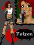 Sadistic Queen by DarkNightGraphX