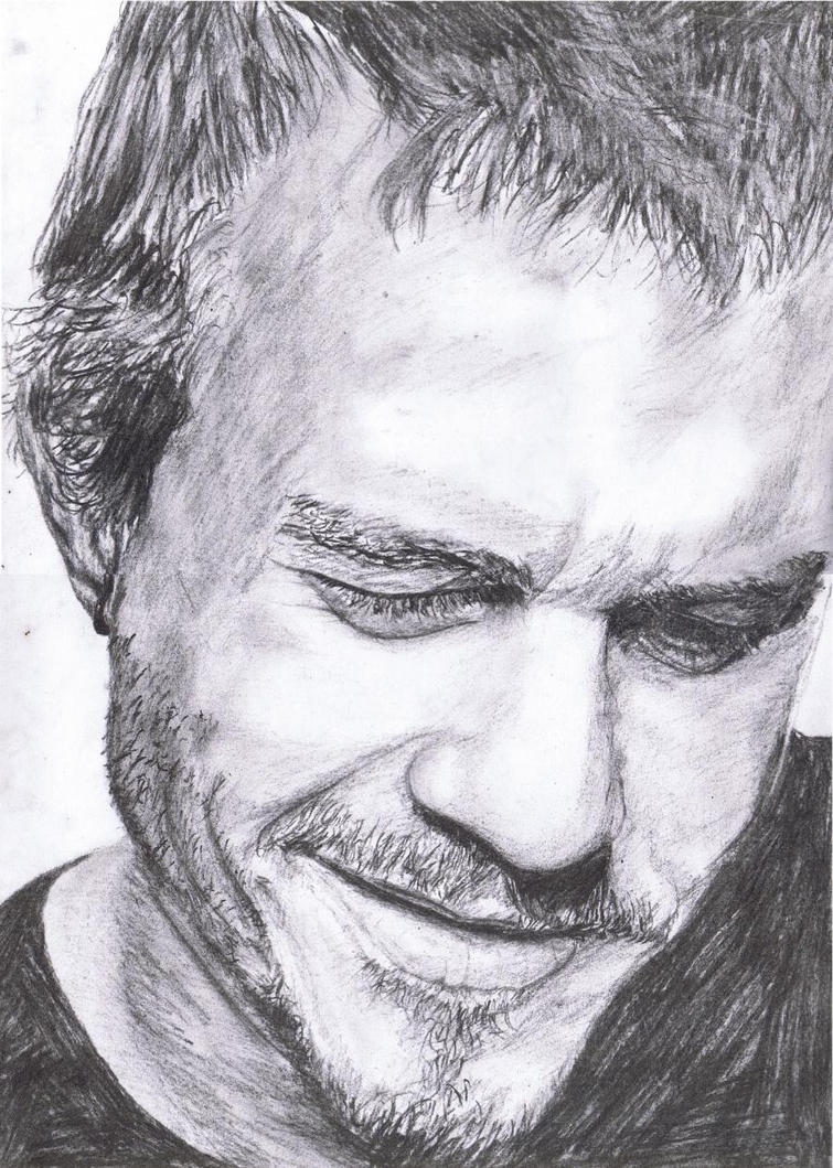 Heath Ledger by pandamovies212