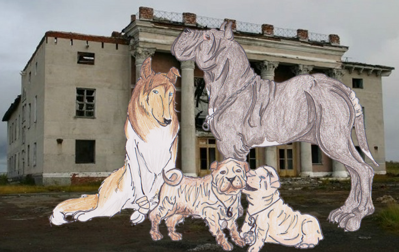 Chernobyl-Curs - Jigsaw by AgentDarkhorse