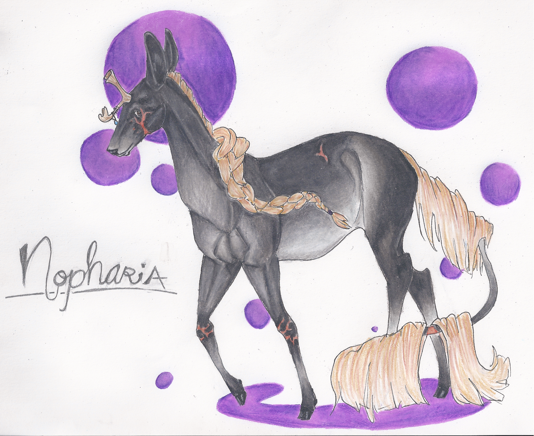 RPC l Nopharia l Doe l Allied Herds Member by AgentDarkhorse