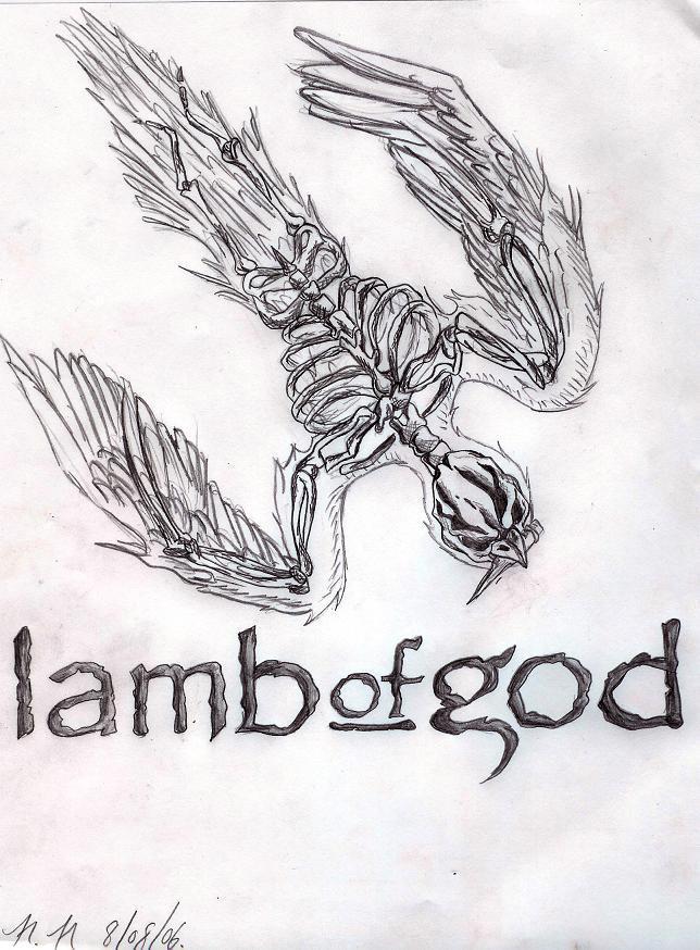 Lamb Of God By Xxloserxx