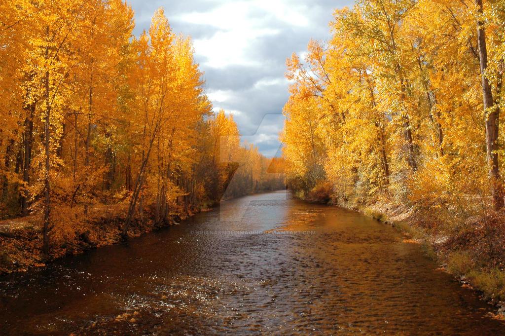 Mission Creek by BrianArnoldImaging