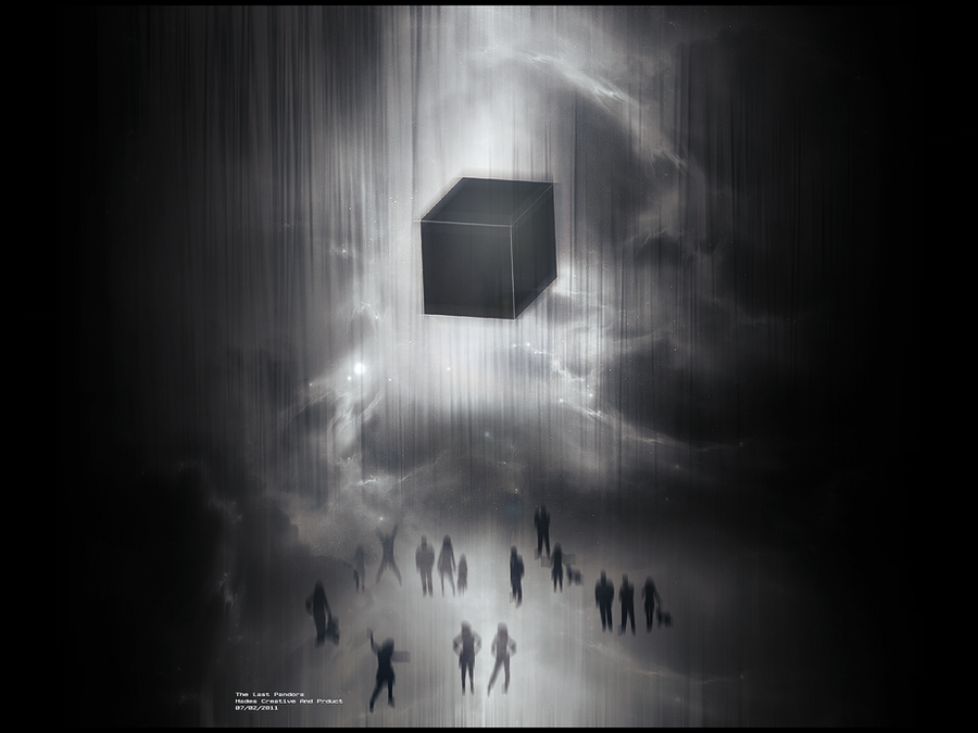 The Last Pandora V2 by BlackMd122