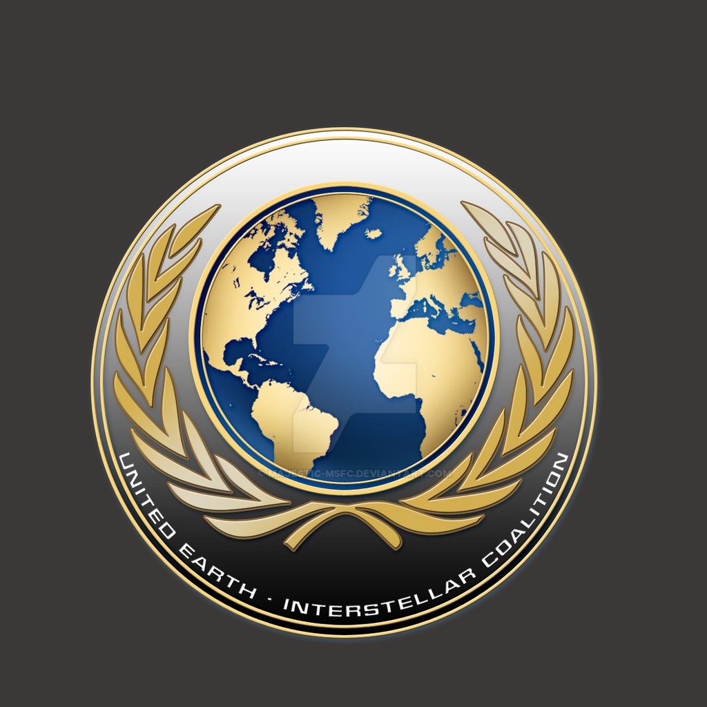 United Earth Logo v1A by Majestic-MSFC