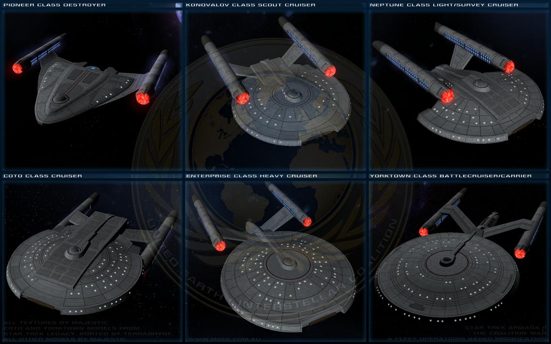 Imageblogtest United Earth Starfleet Ships