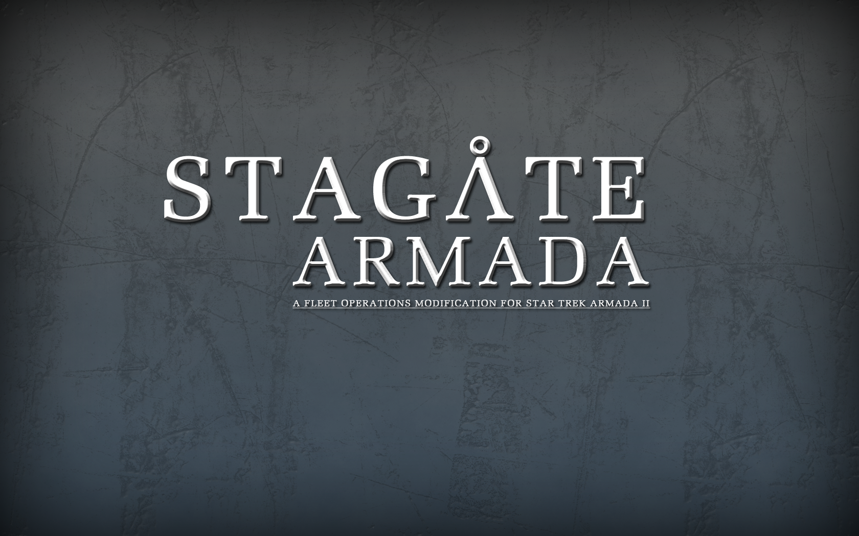 Stargate Armada Wallpaper by Majestic-MSFC