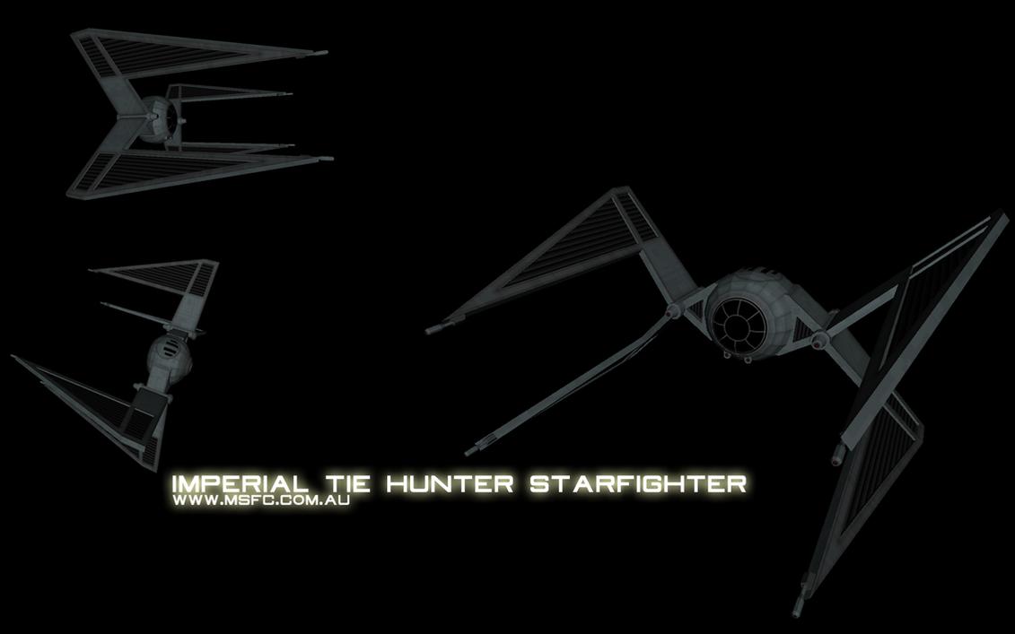 Tie Hunter by Majestic-MSFC