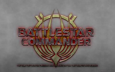 Battlestar Commander Wallpaper #2 by Majestic-MSFC