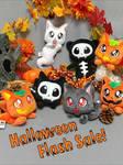 Halloween Kitties Flash Sale! by AliceUndrground
