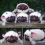 Wooloo Crew! by AliceUndrground