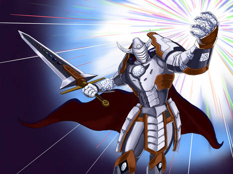 Gem Knight Master Diamond