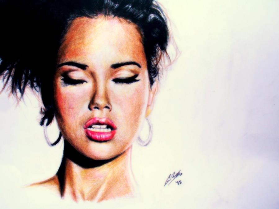 Adriana Lima by Kinext