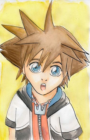 Blue-eyed Sora by land3