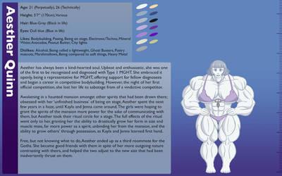 Aesther Profile by Dagwam